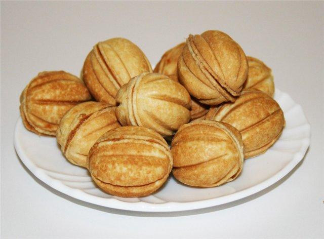 рецепт орешков